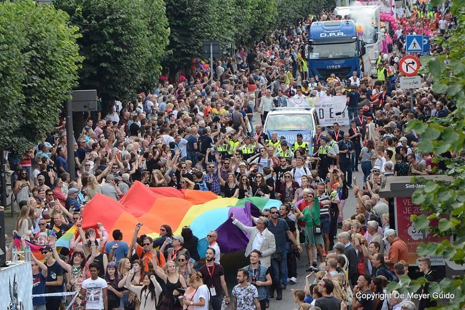 Antwerp Pride Parade (zat 13/08)
