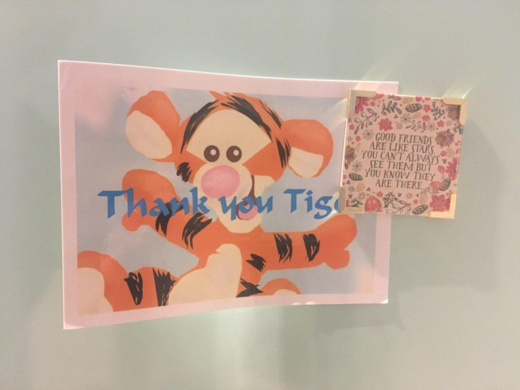 Bedankt aan al onze vrijwilligers! ♥